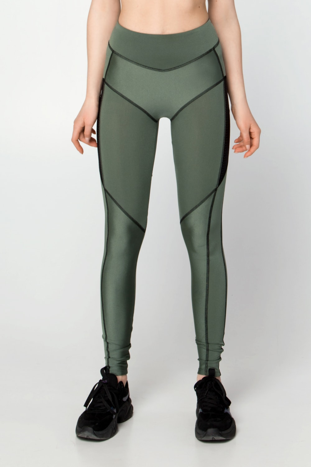 NEBULA NEPHRITIS LEGGINS - Designed for Fitness