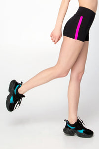 SHORTS ONE NEON PINK - Designed for Fitness