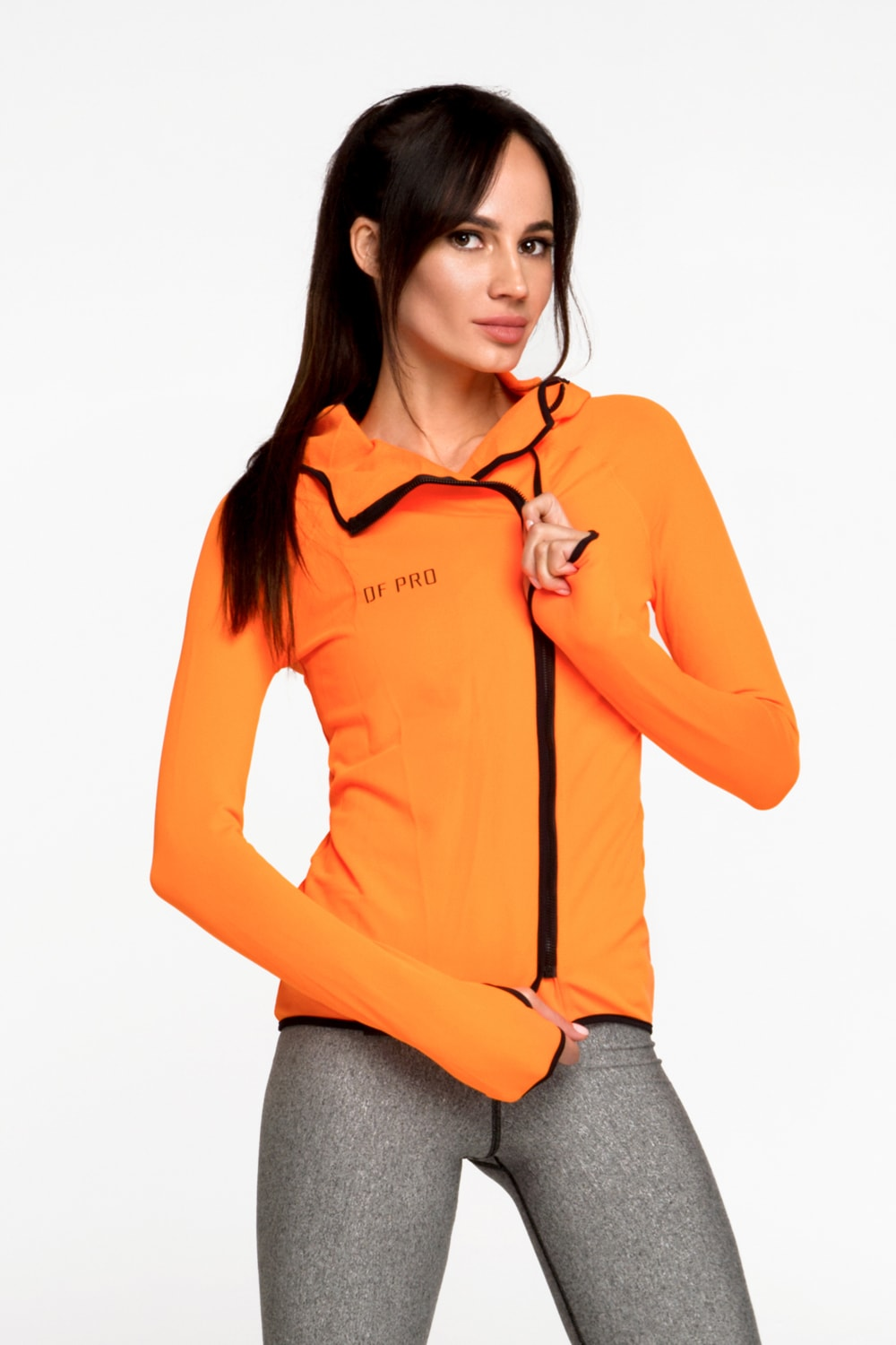 SPORT-JACKET MANDARIN - Designed for Fitness