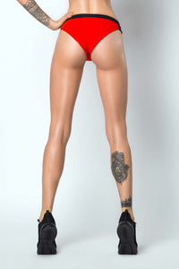 Swimwear Bikini Red SURF GIRL - Designed for Fitness