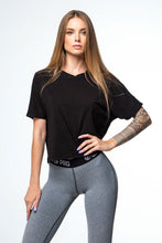 Load image into Gallery viewer, T-SHIRT DF ORIGINAL OVERSIZE LONG - Designed for Fitness