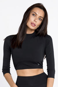 TOP WITH LONG SLEEVES GIA - Designed for Fitness