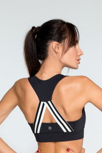 4 STRIPES Top - Designed for Fitness