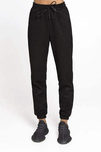 WINTER CHILL BLACK PANTS - Designed for Fitness