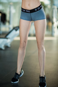 Shorts PRO Fitness Grey - Designed for Fitness