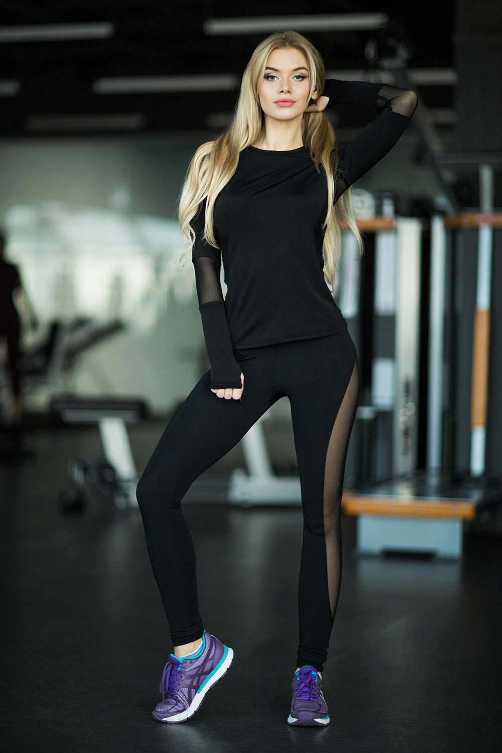 Basic Black - Designed for Fitness