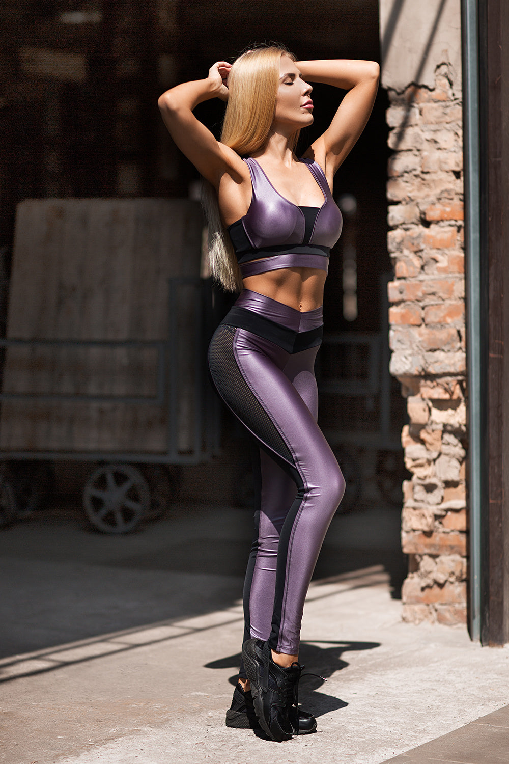 Disco Violet - Designed for Fitness