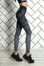 Load image into Gallery viewer, LIMITED Gradient Grey Leggings - Designed for Fitness
