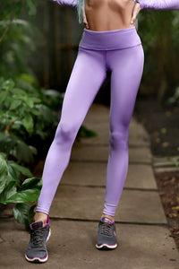 PASTEL Leggings Lilac - Designed for Fitness