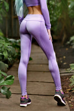 Load image into Gallery viewer, PASTEL Leggings Lilac - Designed for Fitness