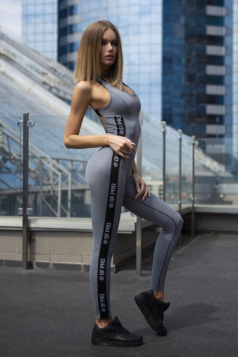 Pro Fitness Grey - Designed for Fitness