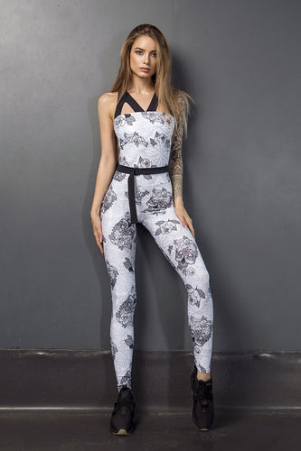 LIMITED Jumpsuit by Sasha Tattooing - Designed for Fitness