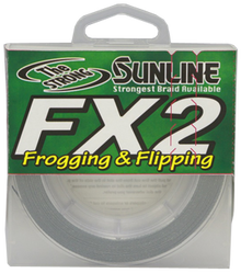 Sunline FX2 Froggin and Flippin Braid