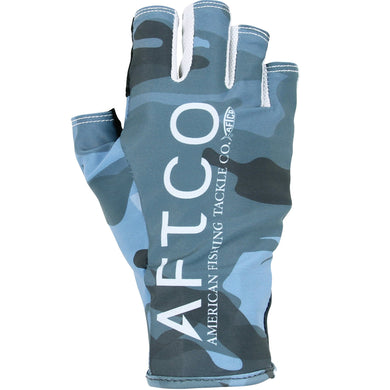 Solago Sun Protection Fishing Gloves from AFTCO