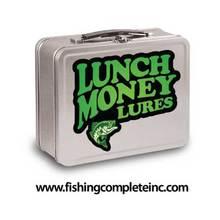 Lunch Money Lures Decal