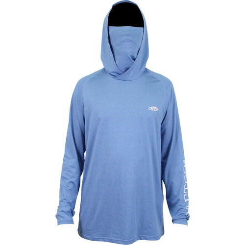 YUREI AIROMESH® HOODED LS PERFORMANCE SHIRT from AFTCO