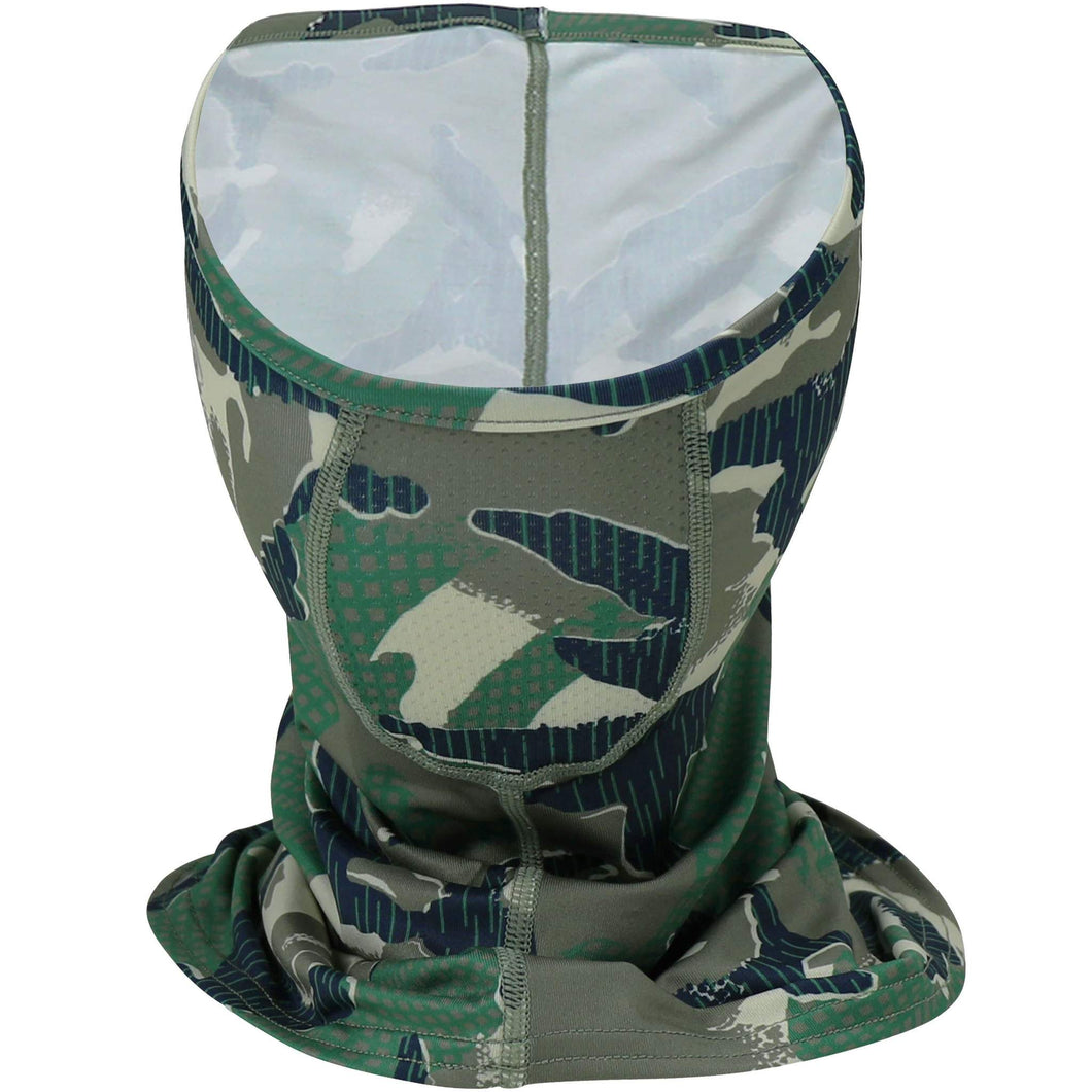NUKAM CAMO FACE MASK from AFTCO