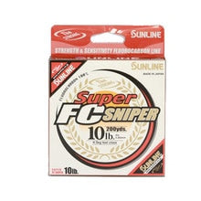 Sunline Super FC Sniper Fishing Line