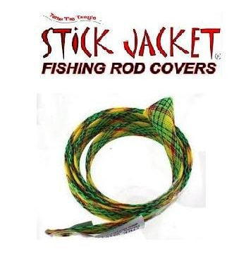 Stick Jacket Casting Fishing Rod Cover