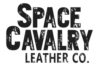 Space Cavalry leather co.