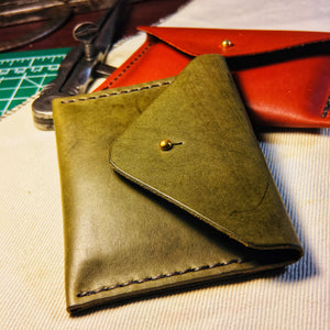 The Redmond Barry coin pouch