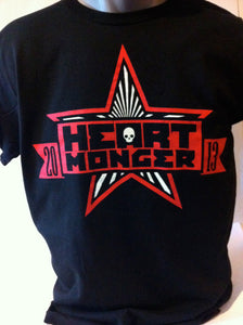 Limited Edition 2013 Heartmonger T-shirt - Ladies