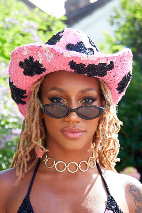 Rhinestone Cowgirl Hat - Easy Tiger