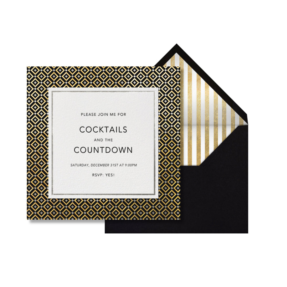 Review: Paperless Post - NYE Invites
