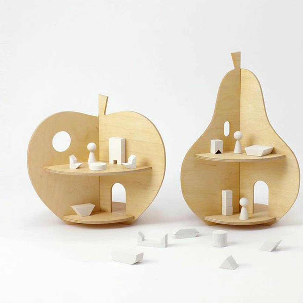 Rock & Pebble Wooden Toys