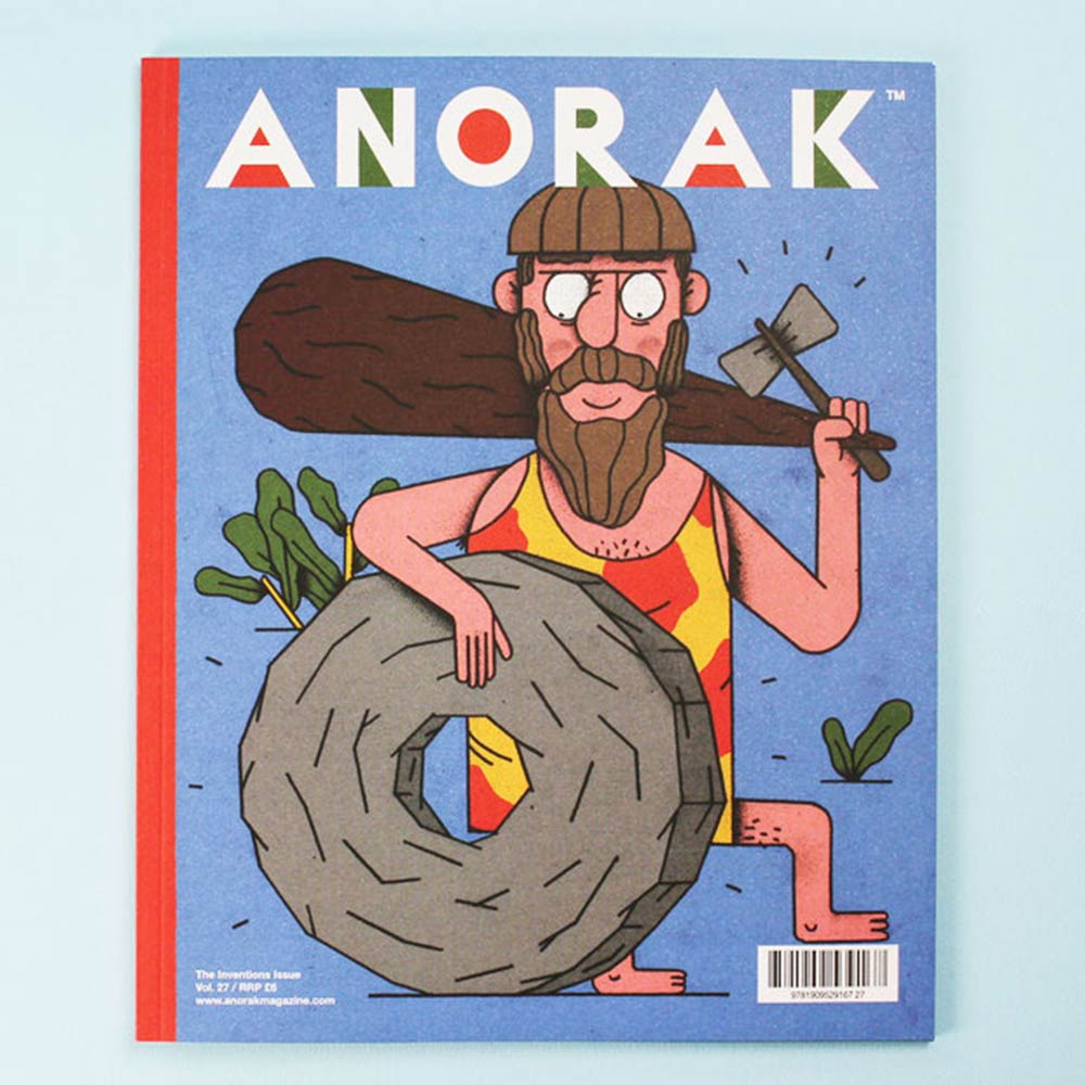 Anorak Magazine - Issue 7
