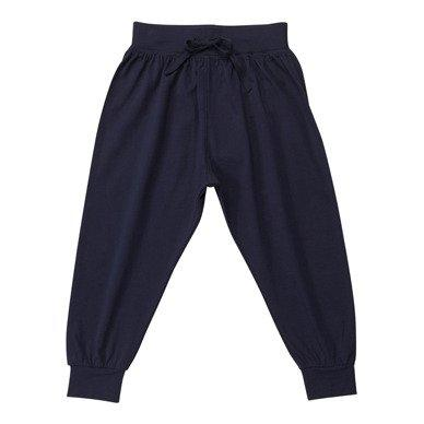 Navy Harem Trousers