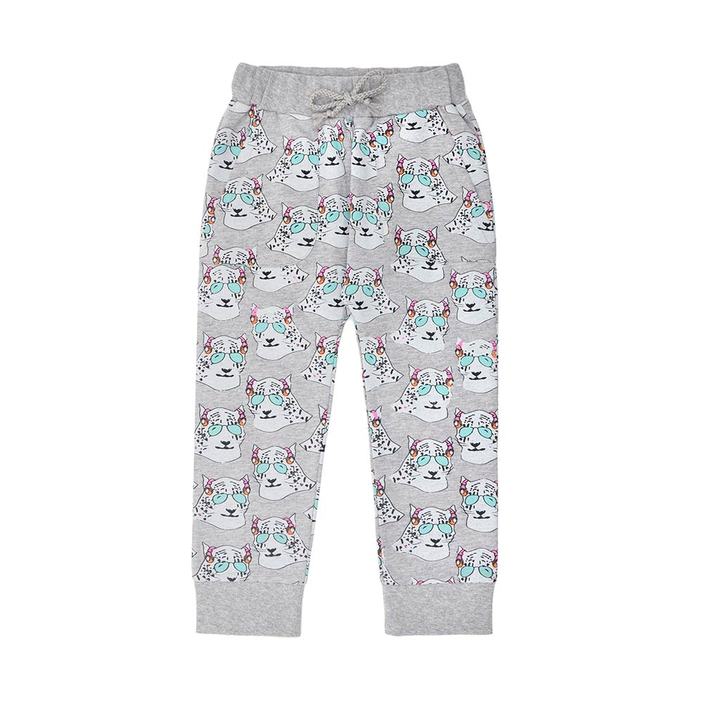 Gardner and the Gang - Steve Snow Leopard Trousers