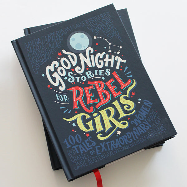 Goodnight Stories For Rebel Girls Book