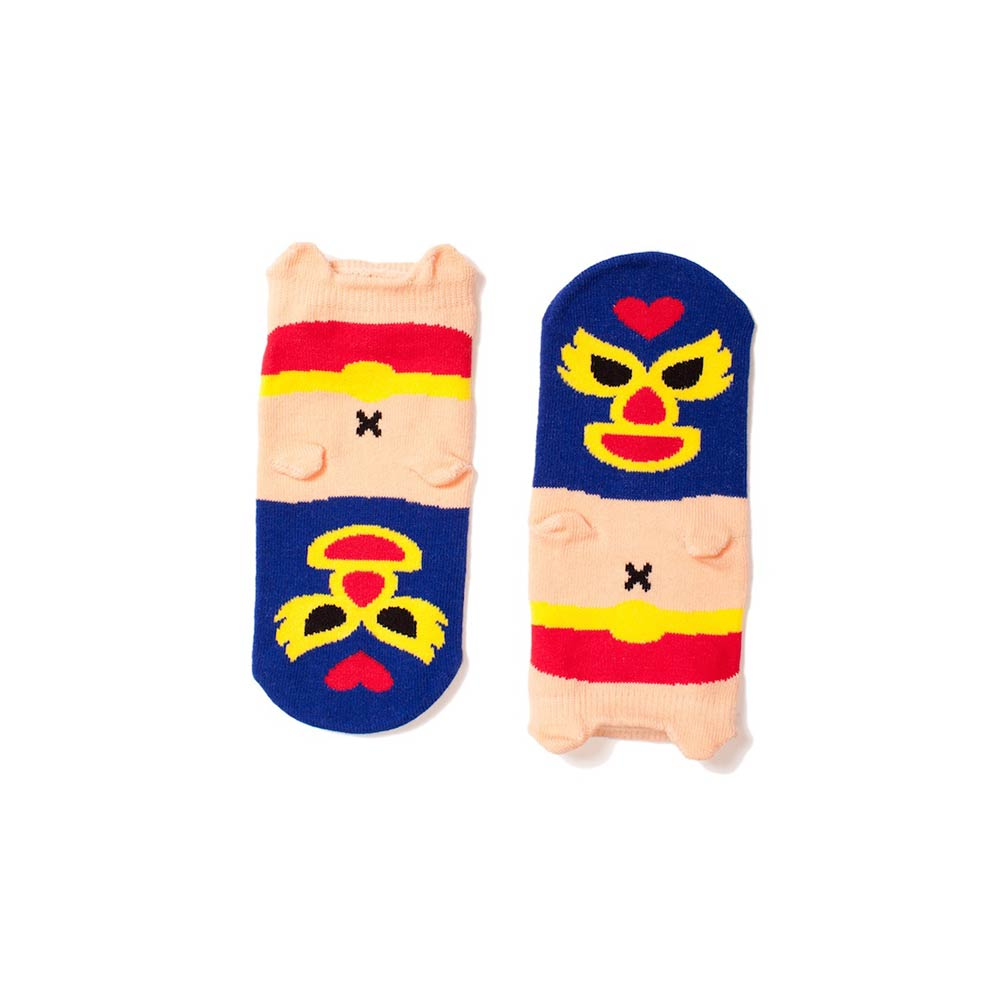 Hansel From Basel Kids - Wrestler Socks