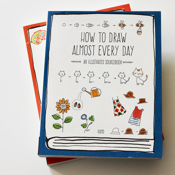How To Draw Almost Everyday: An Illustrated Sourcebook