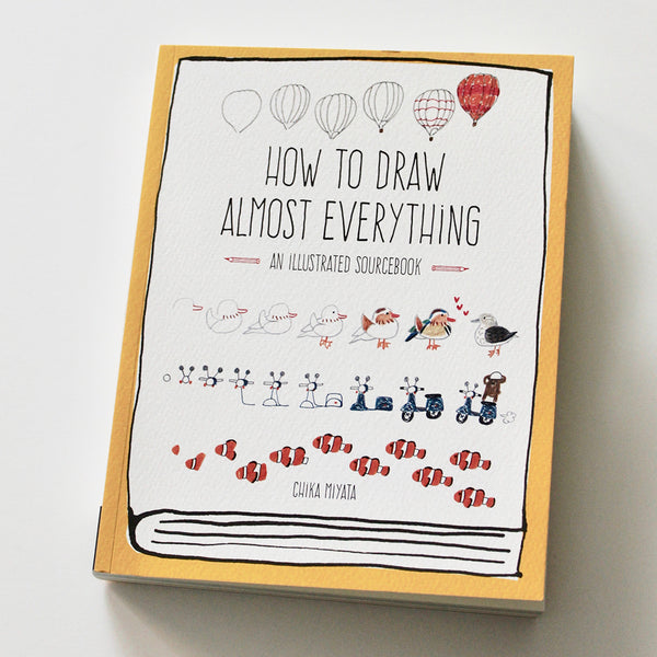 How To Drawing Book
