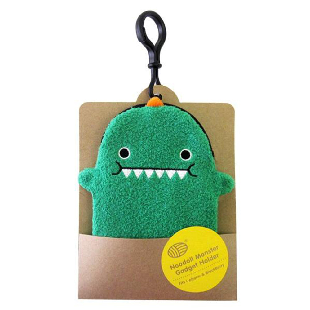 Noodoll - Ricedino Green Zip Case