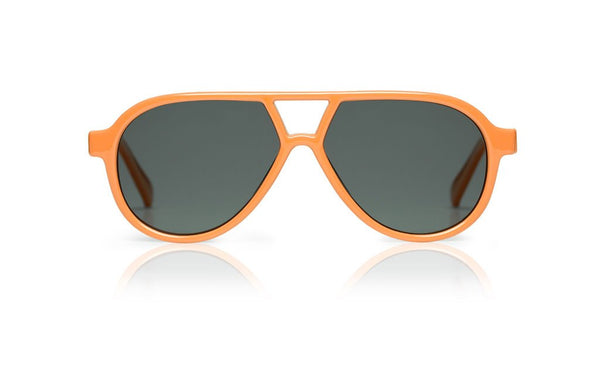 Orange Kids Sunglasses