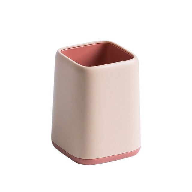 Kawaii Light Pink  Pencil Pots and Desk Storage Boxes