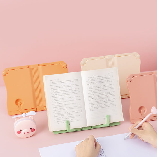 KAWAII Adjustable Reading Book Display Holder