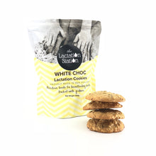 Load image into Gallery viewer, HaakaaWhite Choc Lactation Cookies - Haakaa Taiwan