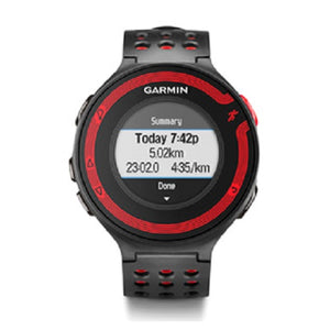 Garmin, Forerunner 220 (Black/Red)