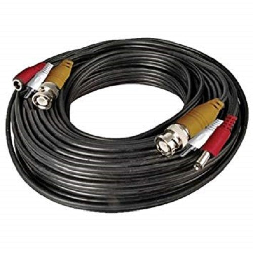 NightOwl, CAB-100A Camera Extension Cable 100FT with Audio