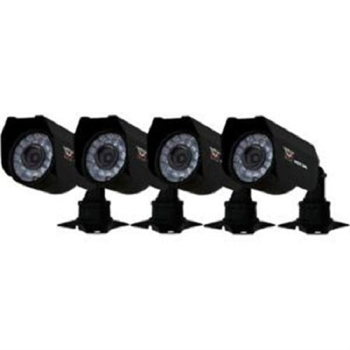 NightOwl, CAM-4PK-CM245 Wired Color Security Cameras