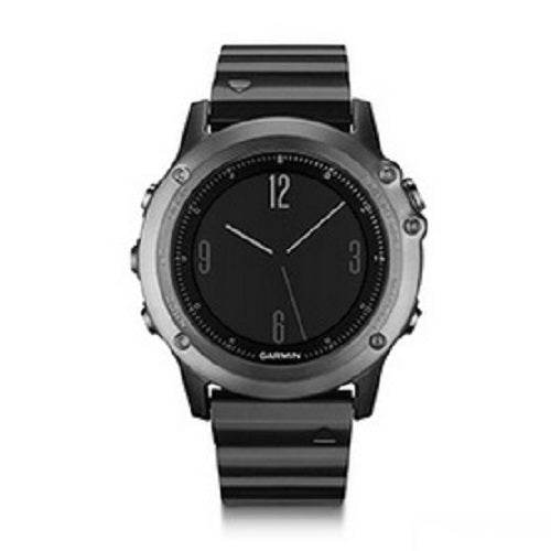 Garmin, fenix 3 (Sapphire with Metal Band)
