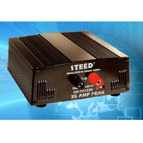 STEED, AC-DC Converter SM-PS1235 13.8VDC/35A