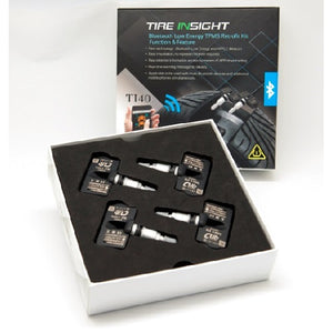 Tire Insight, TI40 Tire Pressure Monitoring System