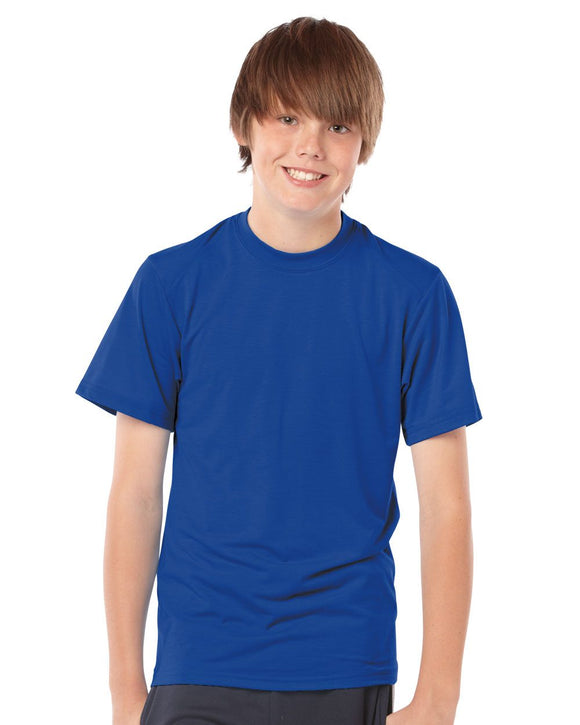 B-Tech Youth Cotton-Feel T-Shirt