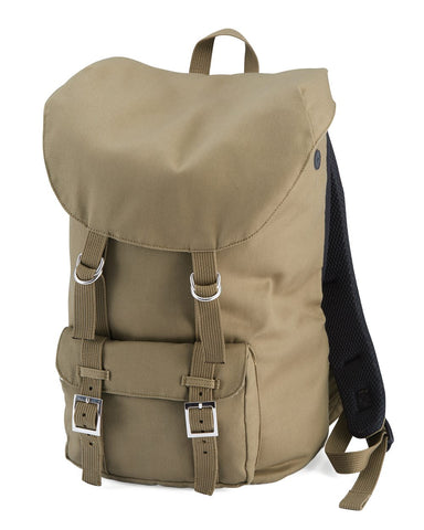 Voyager Water & Flame Resistant Canvas Backpack