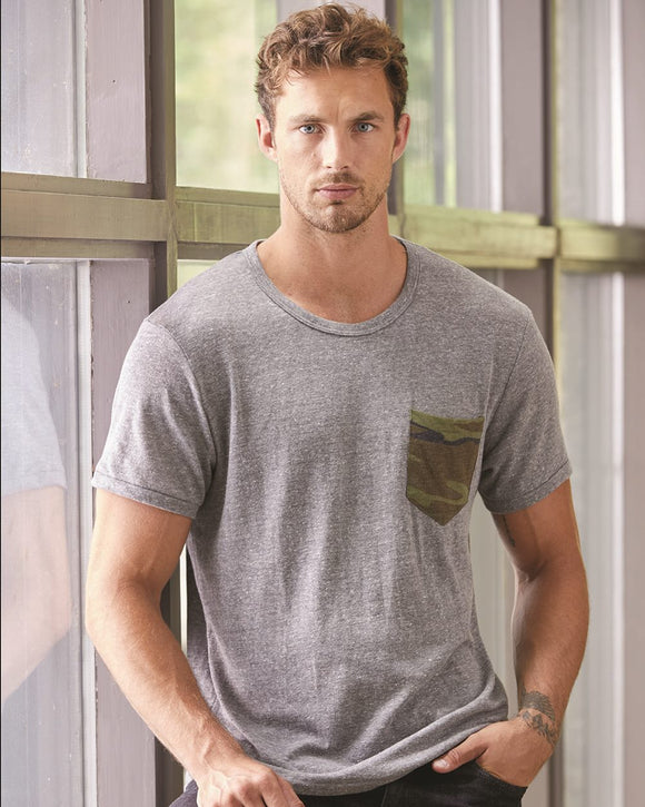 Eco Jersey? Pocket T-Shirt
